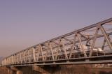 Series N700 at Katsura-River