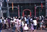 81 Temple Crowd for Tet