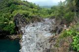 10N-01 Dry river bed at Waioka (Venus Pool)