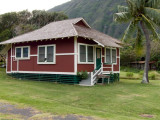 P278 A typical house of Kalaupapa