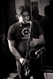 On the Sax