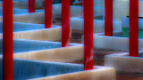 Angles with Red Poles