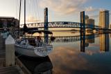 St. John.s River at Dawn