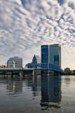 Jacksonville Under Mackeral Skies
