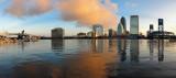 PANOJAX: Low Clouds at Sunrise