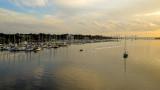 Dawn on the Ortega River