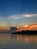 Ortega Point at Dawn