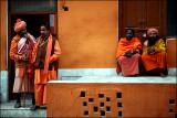 A Sadhu Checkerboard