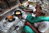 Rural Tamil Kitchen