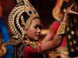 Thai dancer Chonburi