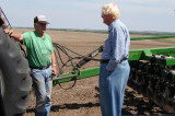Giving Farming Instructions