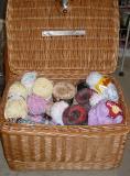 Basket of Yarns