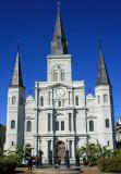 Iglesia en Jackson Square