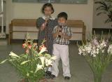 Alejandra y  Eduardo