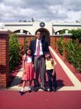 Alejandra, Papi y David