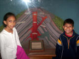 Alejandra y David