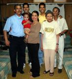 FAMILIA VELASQUEZ ANARIBA 2006