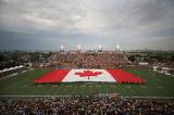 Canada Day at Ivor Wynne