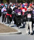 THE CHILLY HALF MARATHON