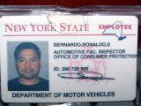 NEW YORK D.M.V.
