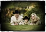 The Hruska Family:  Take 2