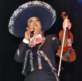Laura Sobrino, Musical Director,  Mariachi Mujer 2000