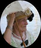 Une vieille dame