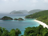 The classic Trunk Bay shot