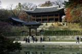 Changdeok Palace garden