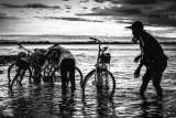 The Bicycle Washers