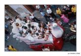 Rossell. Festes Majors. Carrosa de les Reines i Dames. 1986