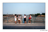 Grècia.Canal de Corint. 1988