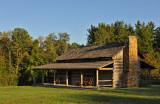 Abner Hollow Cabin September 2012