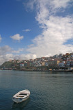 The town of  Pylos on the Pelopponese