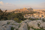 The Acropolis from the Filopappos Hill