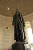 The Jefferson Memorial