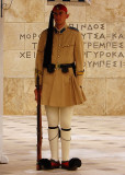An Evzone, The Greek Guards