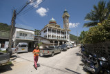 The mosque in Patong, Phuket