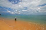 Fisherman in Koh Samoi