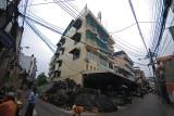 Street corner in Bangkok