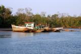 Chumphon fishing port