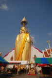 Standing Buddha in Wat Indravihan