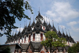 Loha Prasat in Wat Ratchanatdaram