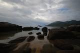 Koh Tao beach at dawn