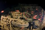 Inside the Thislgorm wreck