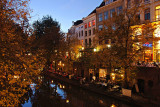 Cozy restaurants by the canals