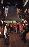 Giant bell