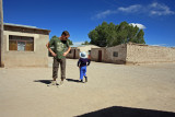 Child and Tourist