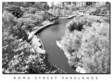 Roma Street Parkland ~infared