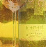 an element of wine